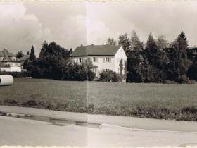 Das Gelände 1976 an der Gabelsbergerstraße